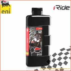 1L Olio motore sintetico AGIP ENI i-RIDE 5W40 4T API SL JASO MA MA2