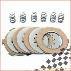 Set of clutch plates (modification) PIAGGIO VESPA GT GTR 125 1966-1978