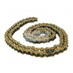 Catena 428X140 Gold Dorata Senza O-Ring Standard