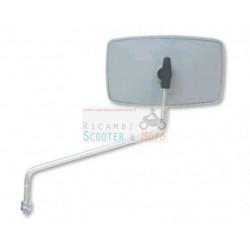 Specchietto Specchio Retrovisore Dx Sx Piaggio Ape 50 Mp Grigio
