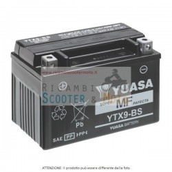 Battery Adly Cross X Over 150 07/08