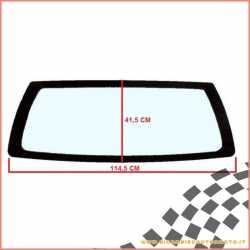 Lunotto vetro posteriore LIGIER X-TOO MAX R S DUE OPTIMAX XTOO