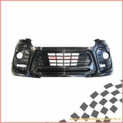Calandra paraurti anteriore Carbon Look LIGIER JS50 SPORT V2 (JS56)