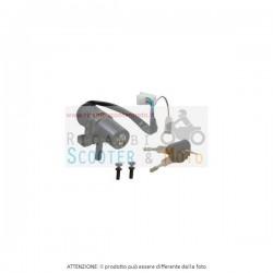 Bloccasterzo/Avviamento Aprilia Scarabeo 2T Hiper2 (Thg00) 50 10