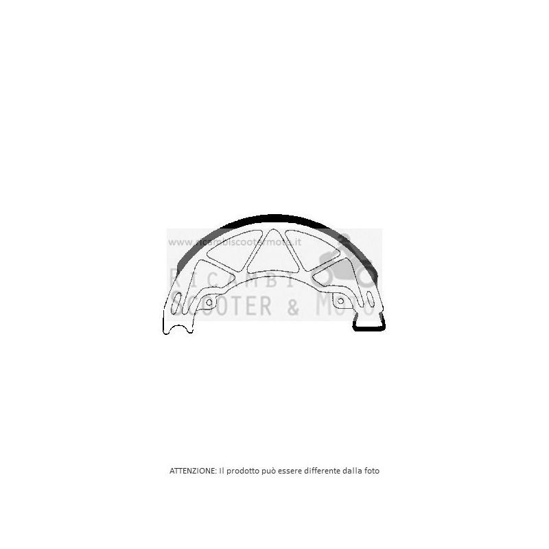 43931 Ceppi Freno Posteriore Aprilia Scarabeo 4t 4v Net (tge00) 50 10/13 Elegante Verschijning