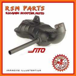 Muffler Exhaust SITO for Piaggio Vespa 180 SS Super Sport