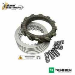 Modification Of Clutch Discs Piaggio Ape P 50 1980-1985 With Springs