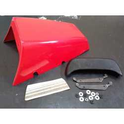 Codino monoposto rosso ORIGINALE GILERA KZ KK 125