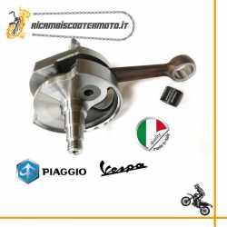 Albero motore anticipato Vespa 50 PK XL 2 FL2 made Italy