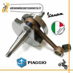 Crankshaft Racing Vespa PX 125 30 anni made Italy
