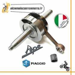 Albero motore Piaggio APE TM P602 220 1982-1983 Made Italy