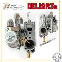 Carburador dell'ORTO SI 20 20 D Vespa PX 125 sin mezclador