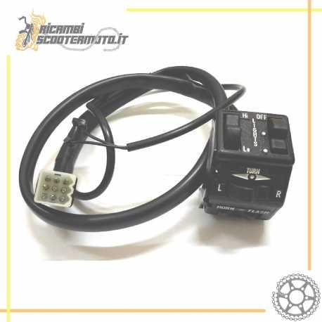 Interruptor luz intermitente CEV 206 con conector GILERA MORINI DUCATI