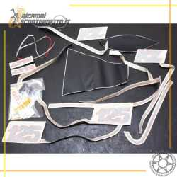 Complete original decal sticker series GILERA KZ 125