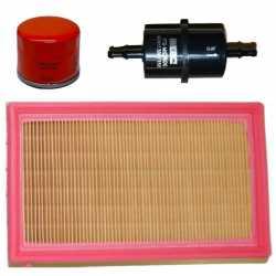 Kit filtro aria olio gasolio LOMBARDINI LDW502 LDW505