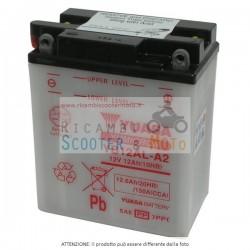 Aprilia Leonardo 125 Batterie St 99/04 Ohne Säure-Kit