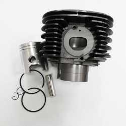 Cylinder Cast Iron, Jack 18, 68 D Piaggio Ape Tm P703 Fl2 220 1999-2007
