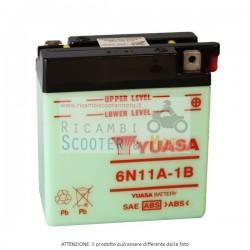 Batteria Aermacchi Ala Verde 250 59/72 Senza Kit Acido