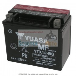 Battery Adly 320 S From 07