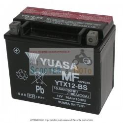 Adly Batterie U 320 Von 07 Ohne Säure-Kit