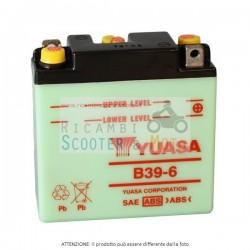 Batteria Aermacchi Ala Rossa 175 57/64 Senza Kit Acido