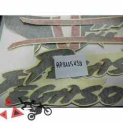 Serie Decalco Aprilia Pegaso Nero-Prugna 650 1992