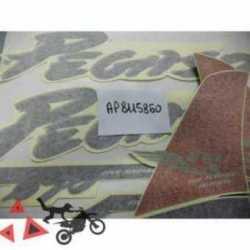 Serie Decalco Aprilia Pegaso Bianco-Prugna 650 1992