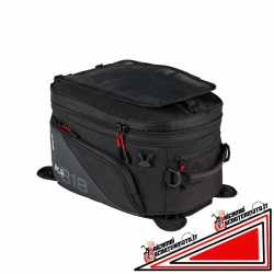 Borsa serbatoio moto 15/25 litri fissaggio cinghie o magnete