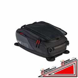 Borsa serbatoio moto 15/20 litri fissaggio cinghie o magnete