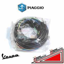 Instalacion electrica para Vespa PX PE 125 150 200 con flechas