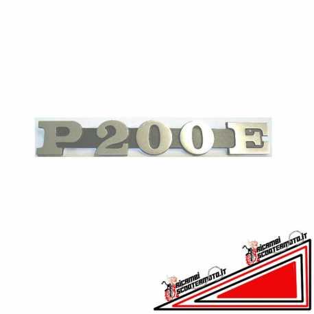 Targhetta P 200 E