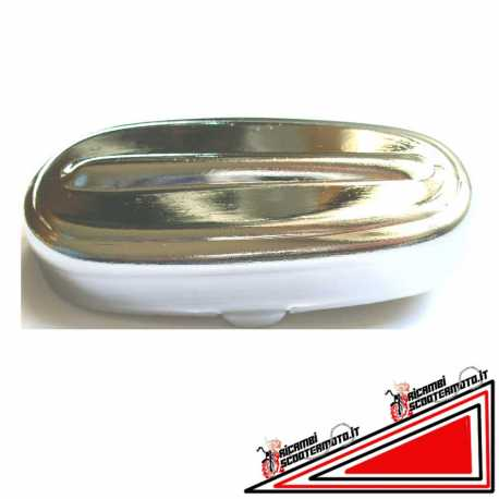 Coperchietto Coprimolla Satinato Alluminio piaggio Vespa 50 90 125 Primavera Et3