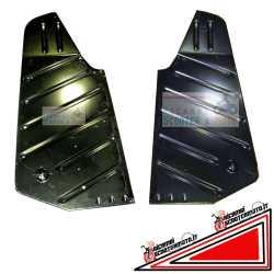 Paire de plancher de cabine d'origine Piaggio Ape 50 FL FL2 RST MIX TM Mix 2T