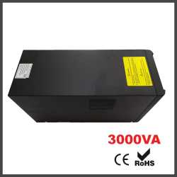 Uninterruptible power supply 3000VA UPS High frequency for PC and video surveillance systems