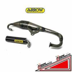 Auspuff Rennauspuff Arrow Aprilia SR e Amico 50 MBK Booster Yamaha BWS