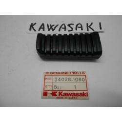 Gomma Pedana Poggiapiedi Posteriore Kawasaki