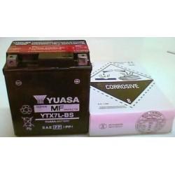 Batteria Yuasa YTX7L-BS 12V 6Ah