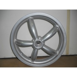 Cerchio Ruota Anteriore Alluminio Originale Aprilia Scarabeo 50/100