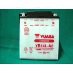Batteria Yuasa YB14L A2 12V 14Ah
