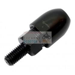 Adattatore Attacco Specchio Lato Destro Dx Filetto M8 Sinistro Sx Scarabeo