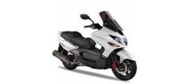 Xciting 250 - 300 - 500