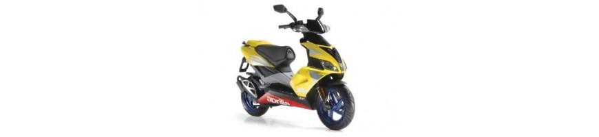 SR 50 H2O Motore Suzuki