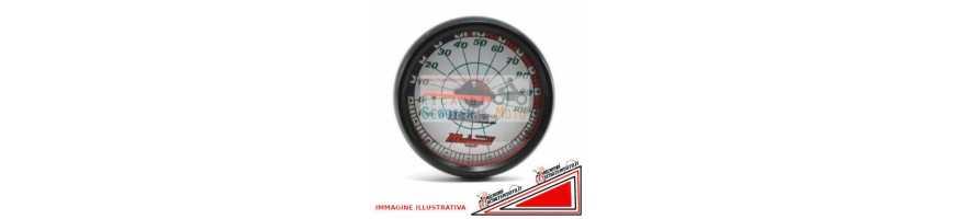 Entfernungsmesser / Tachoabdeckung
