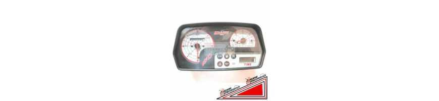 Dashboard / Clock / Instrumentation