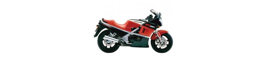550 - 600 GPX - GPZ - Z - ZL - ZR - ZZR