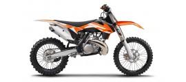 125 150 200 250 300 GS - EGS - MX - SX - XC - XCF